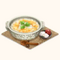 Fluffy Egg Congee (TMR)