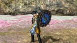 Hanbei Takenaka Weapon Skin (SW4 DLC)