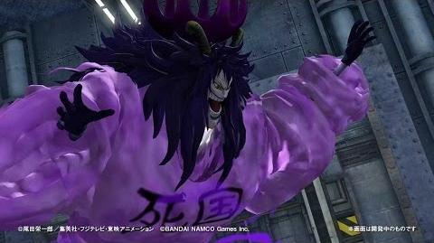 PS4・PS3・PS Vita「ワンピース 海賊無双3」 プレイ動画【シーザー】編