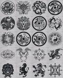 Banner Symbols 1 (DW8E)