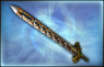 Flaming Sword - 3rd Weapon (DW8)