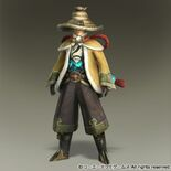 Male Tokitsugu Costume (TKD2 DLC)