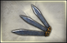 Throwing Knives - 1st Weapon (DW8)