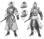 Yuan Shao Concept Art (DW9)