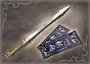 2nd Weapon - Kanetsugu (WO)