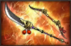 4-Star Weapon - Divine Dragon Naginata
