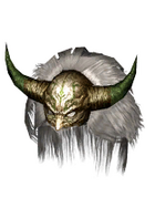 Male Head 44C (DWO)