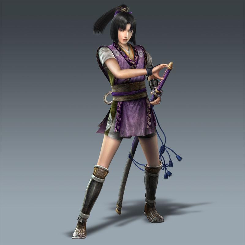 Warriors Orochi 4 Dlc: Image - Ranmaru-wo3-dlc-sw1.jpg