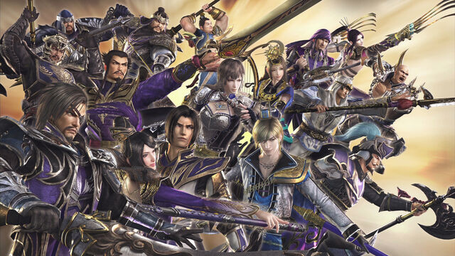 Download Game Dynasty Warriors 8 PC