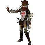 Sheik Alternate Costume 3 (HWL DLC)
