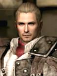 Bladestorm - Male Mercenary Face 2