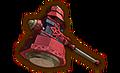 Hammer - 3rd Weapon (HW)
