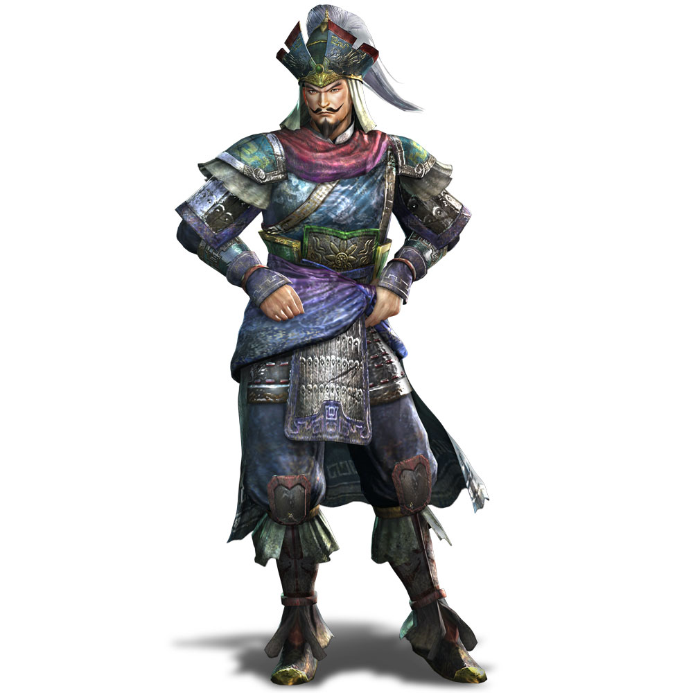 Lu Bu Warriors Orochi 4: Image - Zhangliao-dw7-dlc-dw5.jpg