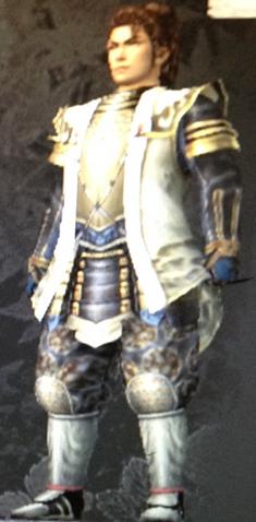 File:Officer's Armor (Kessen III).png