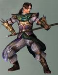 Jiang Wei Alternate Outfit 2 (DW4)