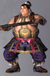 Xu Zhu Alternate Outfit 2 (DW4)