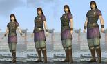 Female Height (DWO)