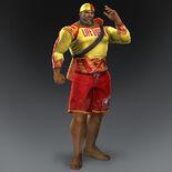 Huang Gai Job Costume (DW8 DLC)