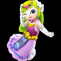 Toon Zelda (HWL)