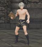 Male Robin Broken Armor (FEW)