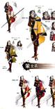 Masayuki Sanada Concept Art 3 (SWSS)