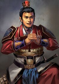Xiahouhui rotk12
