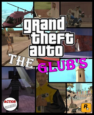 GTA The Glub's Capa