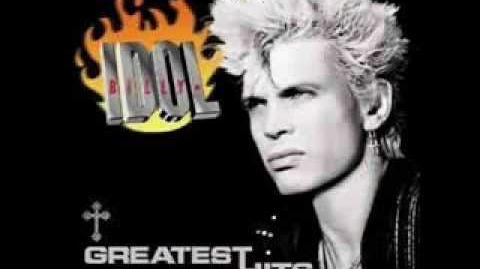 Billy Idol - White Wedding Lyrics-0
