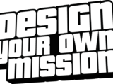 Design Your Own Mission