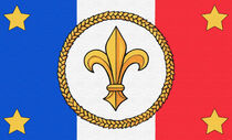 Republique of France Flag