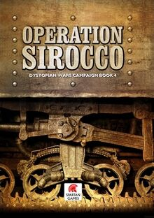Operation Sirocco cover