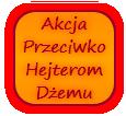 Akcja Przeciwko Hejterom Dżemu Logo