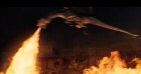 Saphira fire