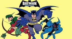 Batman Odważni i Bezwzględni