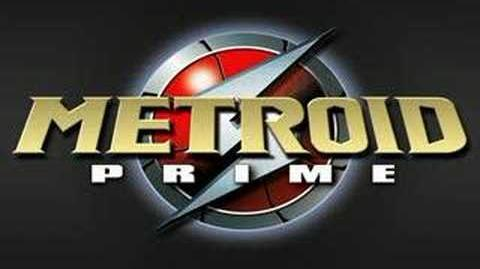 Metroid Prime Music Title Screen Intro Theme