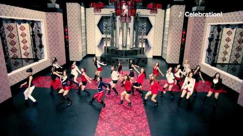 E-Girls - Celebration! (TV Spot)