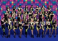 E-girls - E.G. Anthem promotional