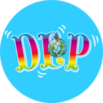 Dance Earth Party logo 2