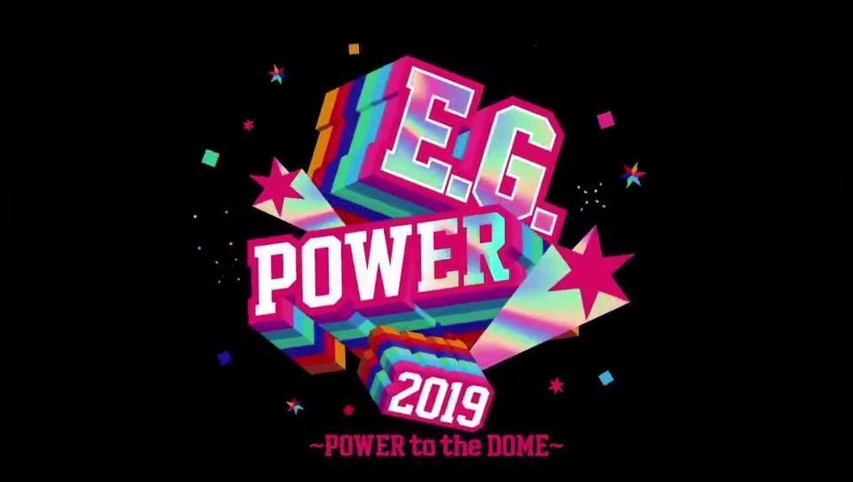 E.G.POWER MV previews