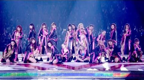 E-girls Fujii sisters formed a new unit