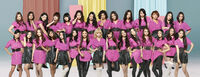 E-girls - Follow Me promotional