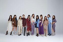 E-girls - Bessekai promo