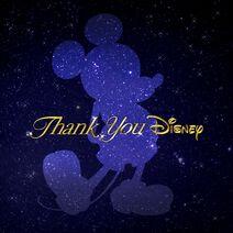 Thank You Disney cover