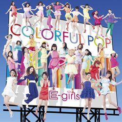 E-girls - Colorful Pop DVD