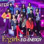 E-girls - EG-ENERGY cover