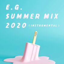 E-girls - E.G. SUMMER MIX 2020 Instrumental cover
