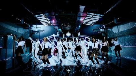 E-girls - Seifuku Dance ~E.G