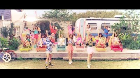E-girls - Anniversary!! (Music Video)