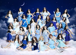 E-girls - The Never Ending Story promo