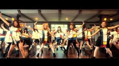 "E-girls - Gomennasai no Kissing You (""Shazai no Osama"" Ending Movie Special Edition Video - Short ver"